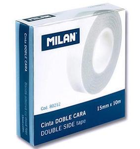Taśma dwustronna 15mmx10mb Milan