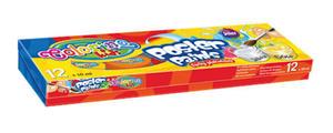 Farby plakatowe Patio 10ml 12 kolor - 2854122759