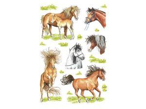 Naklejki HERMA Decor 3307 konie, trawa x1