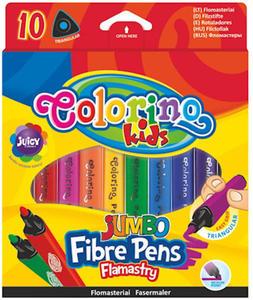 Pisaki Patio Colorino Jumbo trójkątne 10 kol x1