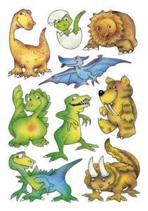Naklejki HERMA Decor 3431 dinozaury x1