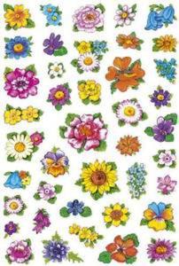 Naklejki HERMA Decor 3522 małe kwiatki x1