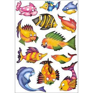 Naklejki HERMA Decor 3524 rybki egzotyczne x1