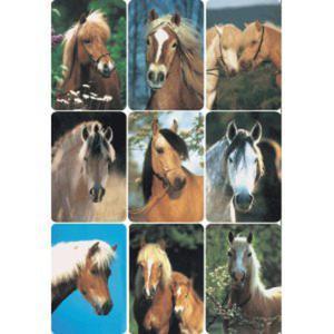 Naklejki HERMA Decor 3568 głowy koni, konie x1 - 2824963629