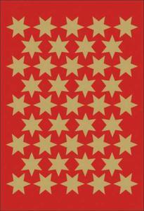 Naklejki HERMA Decor 3903 gwiazdki złote 14 mm x1