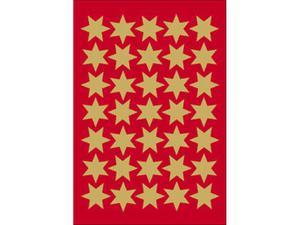 Naklejki HERMA Decor 3904 gwiazdki złote 16 mm x1