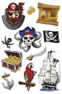 Naklejki HERMA Magic 3229 piraci, statek piracki
