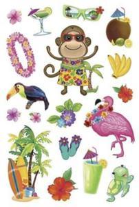 Naklejki HERMA Magic 3242 Hawaje, zwierzęta x1
