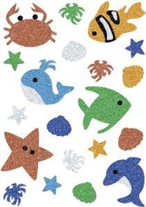 Naklejki HERMA Magic 3274 rybki brokatowe x1