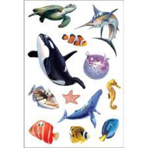 Naklejki HERMA Magic 3648 zwierzęta morskie x1