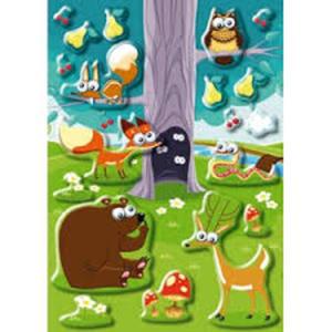 Naklejki HERMA Magic 3656 zwierzęta leśne x1