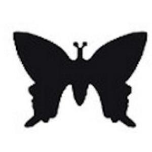 Dziurkacz ozdobny Heyda 1,5cm - 43 motylek x1