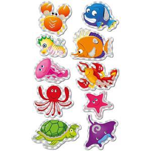 Naklejki HERMA Magic 3669 morskie zwierzęta x1