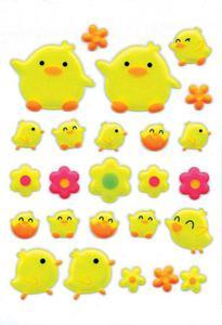 Naklejki HERMA Magic 5372 pisklaki, kurczaczki x1