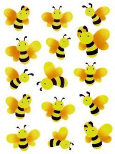 Naklejki HERMA Magic 6038 pszczoły, pszczółki x1