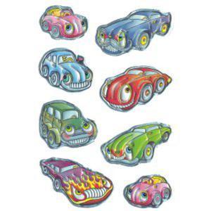 Naklejki HERMA Magic 6099 samochody z oczkami x1