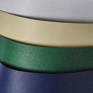 Karton ozdobny A4 240g Mika zielony x20