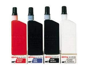 Tusz kreślarski Rotring - czerwony x1