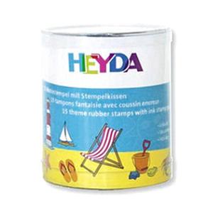 Stemple Heyda - zestaw Lato 15e x1