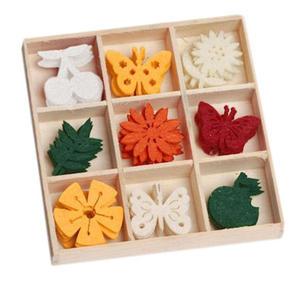 Elementy z filcu FilzBox Ornamente 208 x1 - 2846498323