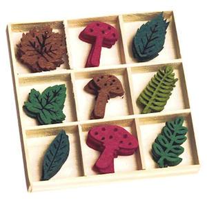 Elementy z filcu FilzBox Ornamente 220 x1 - 2824964168