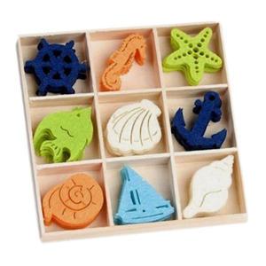 Elementy z filcu FilzBox Ornamente 231 x1 - 2824964170