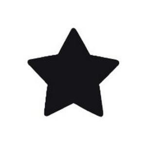 Dziurkacz ozdobny Heyda 1,5cm - 23 gwiazdka x1