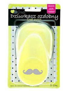 Dziurkacz ozdobny 120 - 320 wąsy x1