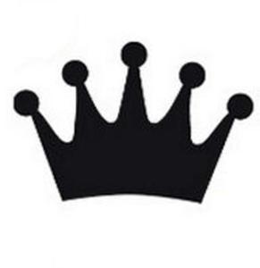 Dziurkacz ozdobny Heyda 2,5cm 32 korona x1 - 2824964302