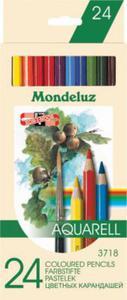 Kredki akwarelowe Koh-I-Noor Mondeluz 24 kol x1