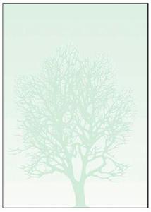 Arkusz barwny A4 100 g/m2 Drzewo x50