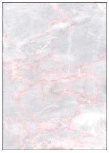 Arkusz barwny A4 100 g/m2 Marmur Rosso x50