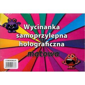 Zeszyt pap. samoprz. A4 Kormoran holograf. mat x1 - 2824964590