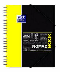 Kołonotatnik A4+ 90g 80k Oxford Nomad Book x1