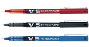 Cienkopis Pilot V5 Hi-Tecpoint czarny x1