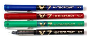 Cienkopis Pilot V7 Hi-Tecpoint niebieski x1
