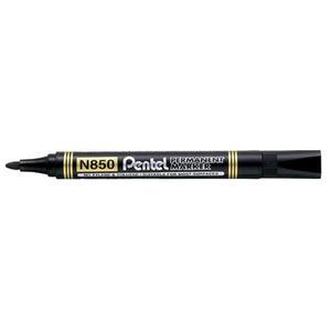 Marker Pentel N850 czarny x1