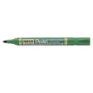 Marker Pentel N850 zielony x1