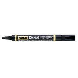 Marker Pentel N860 czarny x1
