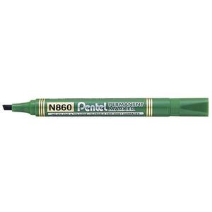 Marker Pentel N860 zielony x1