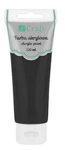 Farba akrylowa DPCrafts 120ml - 064 lamp black x1