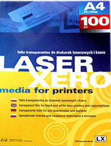 Folia A4 laser Argo x20
