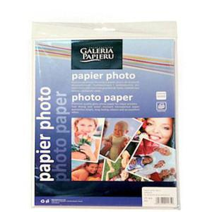 Papier Photo A4 120g glossy x50