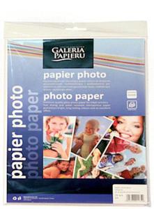 Papier foto A4 200g glossy dwustronny x 25