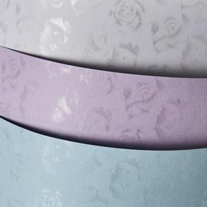 Karton ozdobny A4 220g Różyczki błękitny x20