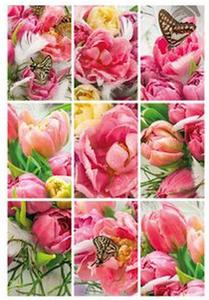 Naklejki HERMA Decor 3066 tulipany x1