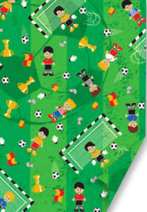 Karton B2 300g Heyda Kids Football x1 - 2824965612