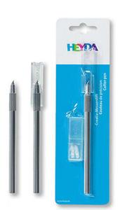 Skalpel Heyda z obrotowym ostrzem 360 * - 2824965618