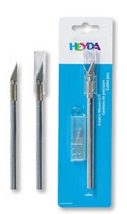 Skalpel Heyda + 2 ostrza - 2846498335