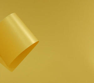 Majestic A4 120g Mellow Yellow/złoto x10